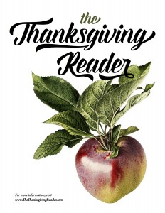 SR #12 The Thanksgiving Reader