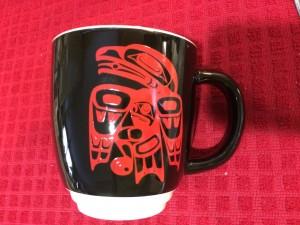 SR #9a Raven Mug